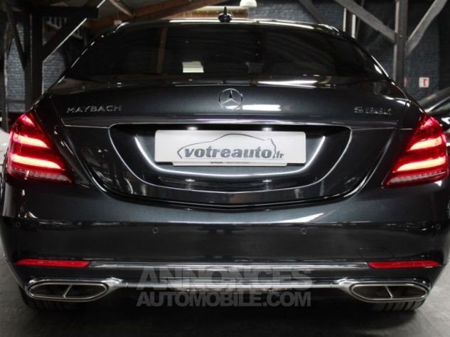 Mercedes Classe S 560 469CH 4MATIC BVA MAYBACH GRIS FONCE Occasion - 4