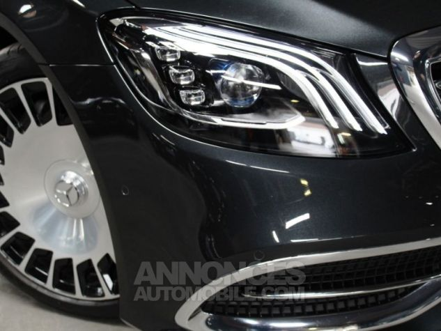 Mercedes Classe S 560 469CH 4MATIC BVA MAYBACH GRIS FONCE Occasion - 5