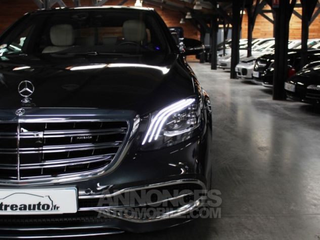 Mercedes Classe S 560 469CH 4MATIC BVA MAYBACH GRIS FONCE Occasion - 6