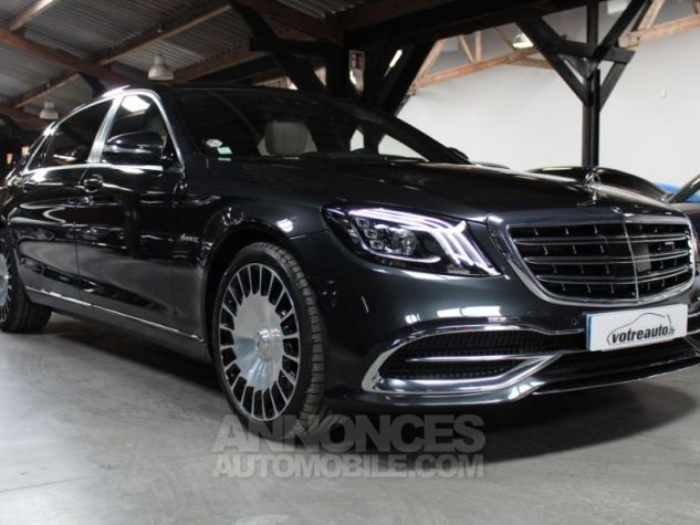 Mercedes Classe S 560 469CH 4MATIC BVA MAYBACH GRIS FONCE Occasion - 7