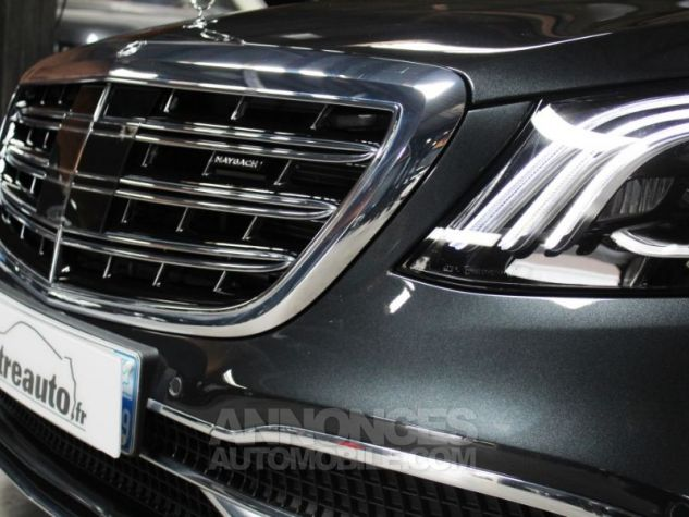 Mercedes Classe S 560 469CH 4MATIC BVA MAYBACH GRIS FONCE Occasion - 9