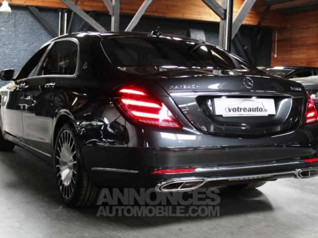 Mercedes Classe S 560 469CH 4MATIC BVA MAYBACH GRIS FONCE Occasion - 11