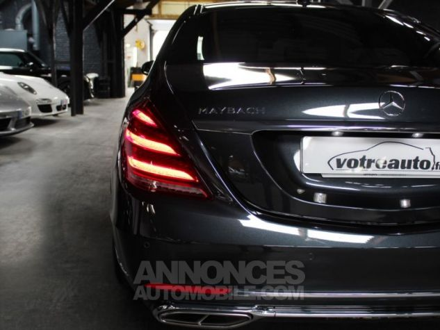 Mercedes Classe S 560 469CH 4MATIC BVA MAYBACH GRIS FONCE Occasion - 12