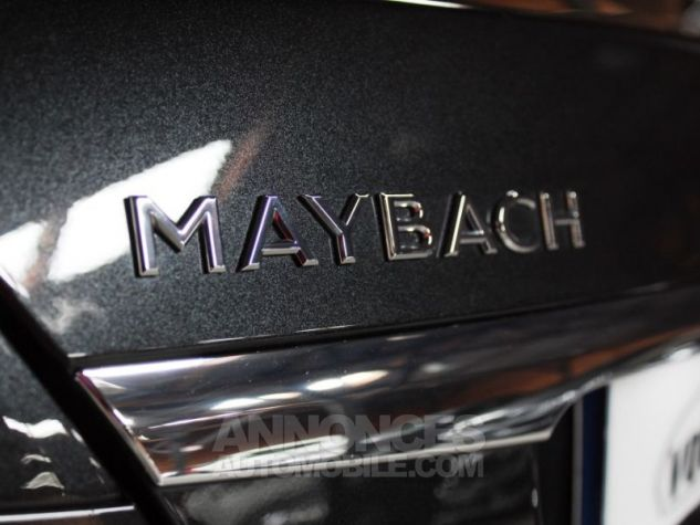 Mercedes Classe S 560 469CH 4MATIC BVA MAYBACH GRIS FONCE Occasion - 13