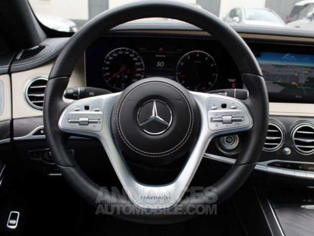 Mercedes Classe S 560 469CH 4MATIC BVA MAYBACH GRIS FONCE Occasion - 16