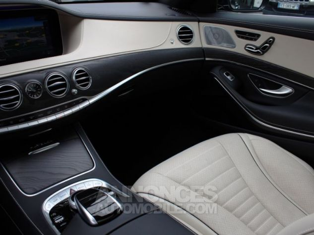 Mercedes Classe S 560 469CH 4MATIC BVA MAYBACH GRIS FONCE Occasion - 17
