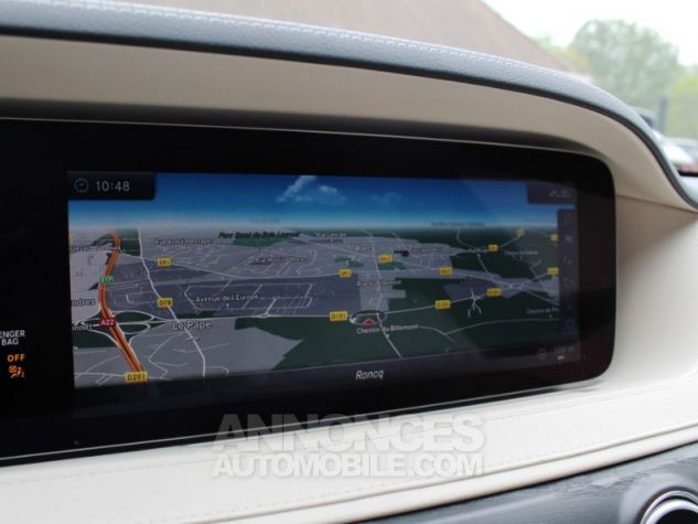 Mercedes Classe S 560 469CH 4MATIC BVA MAYBACH GRIS FONCE Occasion - 18