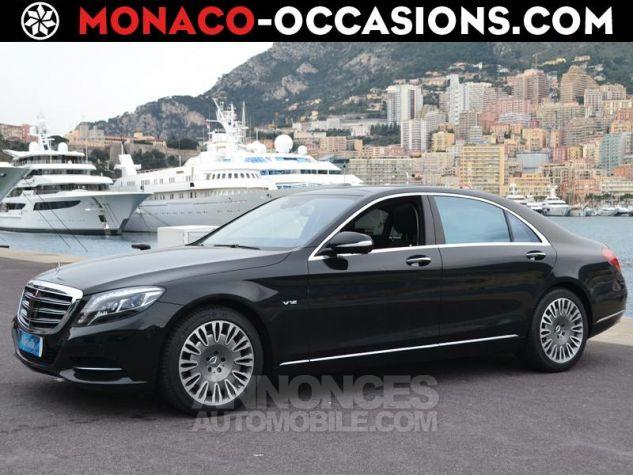 Mercedes Classe S 600 L 7G-Tronic Plus Noir Obsidienne Métallisé Occasion - 0