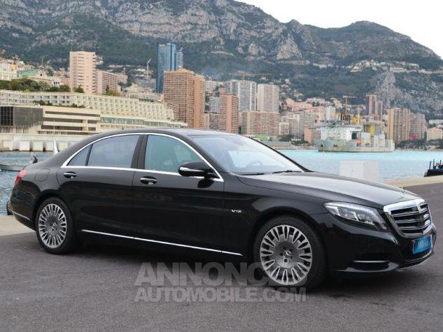 Mercedes Classe S 600 L 7G-Tronic Plus Noir Obsidienne Métallisé Occasion - 2
