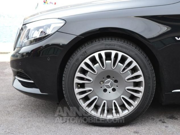 Mercedes Classe S 600 L 7G-Tronic Plus Noir Obsidienne Métallisé Occasion - 6