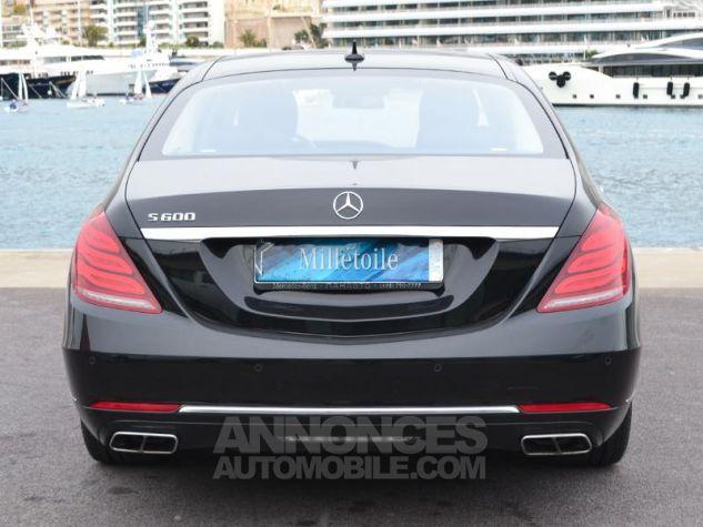 Mercedes Classe S 600 L 7G-Tronic Plus Noir Obsidienne Métallisé Occasion - 9