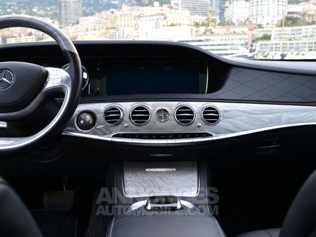 Mercedes Classe S 600 L 7G-Tronic Plus Noir Obsidienne Métallisé Occasion - 11