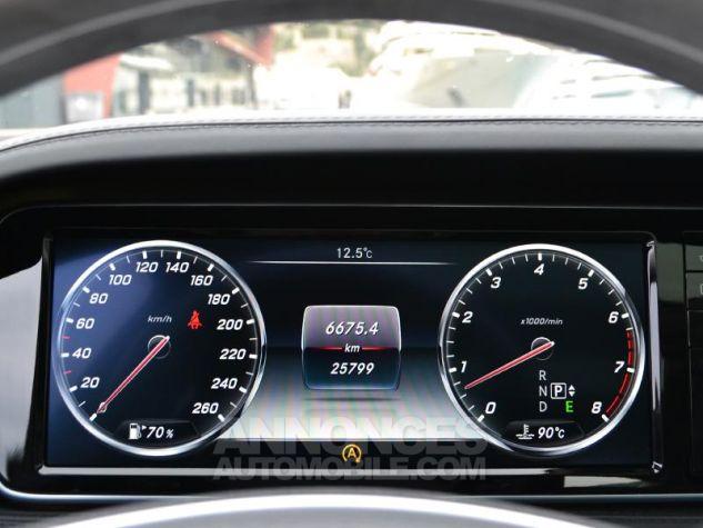 Mercedes Classe S 600 L 7G-Tronic Plus Noir Obsidienne Métallisé Occasion - 12