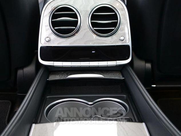 Mercedes Classe S 600 L 7G-Tronic Plus Noir Obsidienne Métallisé Occasion - 19