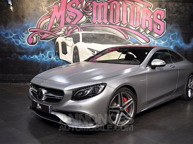 Mercedes Classe S 63 AMG 4MATIC grit mat  Occasion - 1