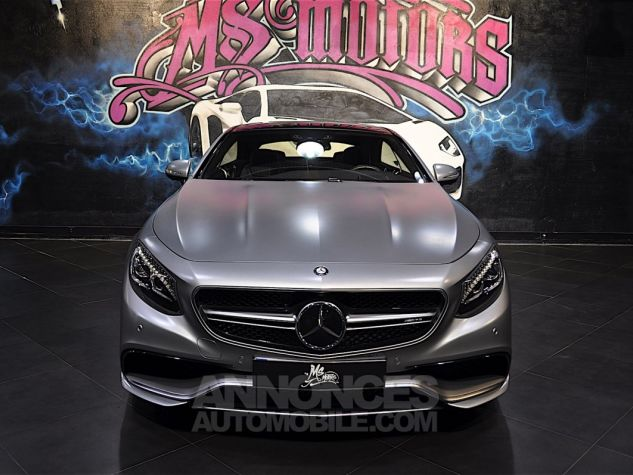 Mercedes Classe S 63 AMG 4MATIC grit mat  Occasion - 2