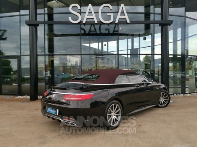 Mercedes Classe S 63 AMG 4Matic Speedshift MCT AMG noir obsidienne Occasion - 1