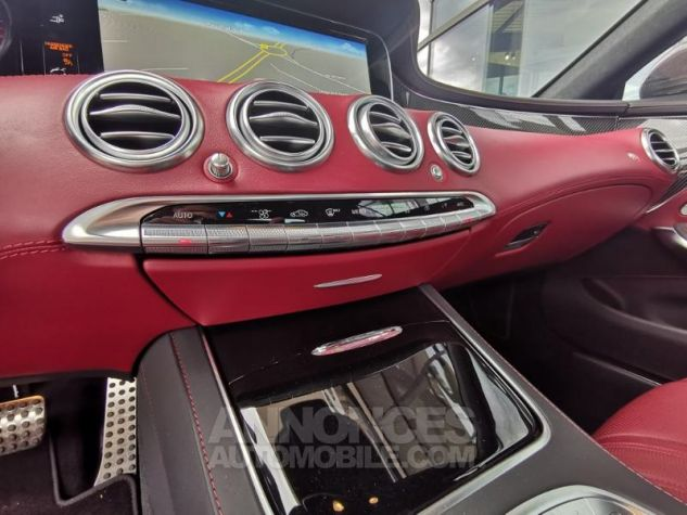 Mercedes Classe S 63 AMG 4Matic Speedshift MCT AMG noir obsidienne Occasion - 10