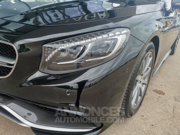 Mercedes Classe S 63 AMG 4Matic Speedshift MCT AMG noir obsidienne Occasion - 15