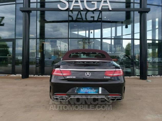 Mercedes Classe S 63 AMG 4Matic Speedshift MCT AMG noir obsidienne Occasion - 19