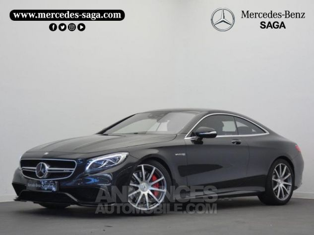 Mercedes Classe S 63 AMG 4Matic Speedshift MCT AMG Noir Magnetite Occasion - 0