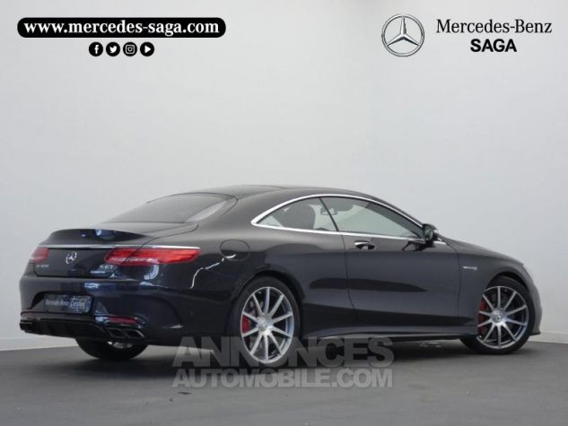 Mercedes Classe S 63 AMG 4Matic Speedshift MCT AMG Noir Magnetite Occasion - 1