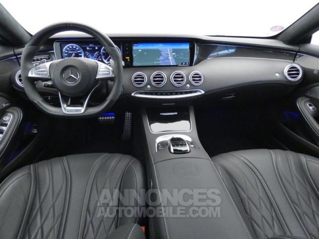 Mercedes Classe S 63 AMG 4Matic Speedshift MCT AMG Noir Magnetite Occasion - 2