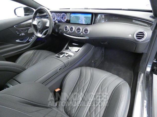 Mercedes Classe S 63 AMG 4Matic Speedshift MCT AMG Noir Magnetite Occasion - 4