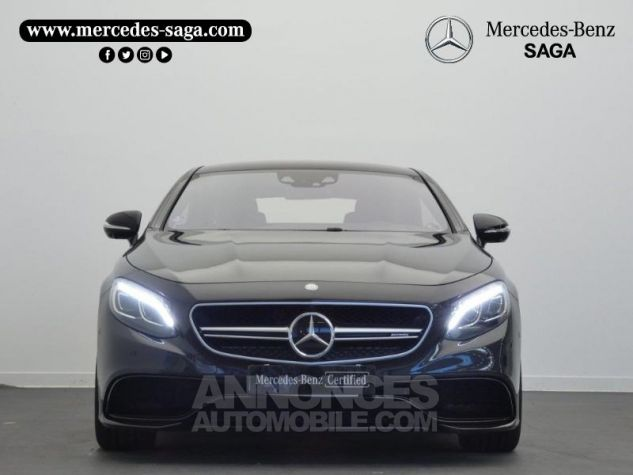 Mercedes Classe S 63 AMG 4Matic Speedshift MCT AMG Noir Magnetite Occasion - 5