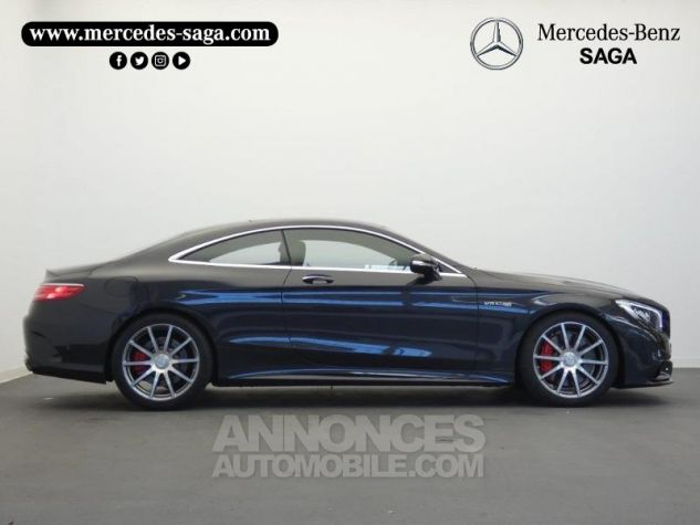 Mercedes Classe S 63 AMG 4Matic Speedshift MCT AMG Noir Magnetite Occasion - 6