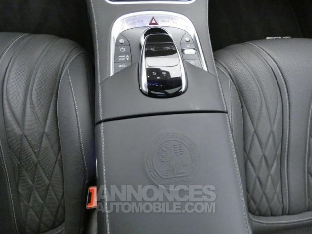 Mercedes Classe S 63 AMG 4Matic Speedshift MCT AMG Noir Magnetite Occasion - 17