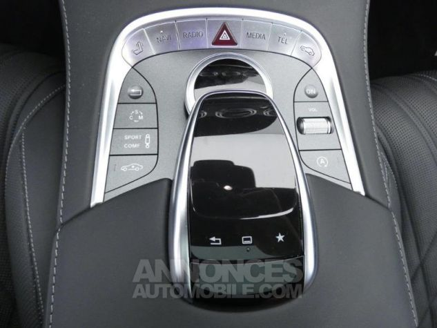 Mercedes Classe S 63 AMG 4Matic Speedshift MCT AMG Noir Magnetite Occasion - 18