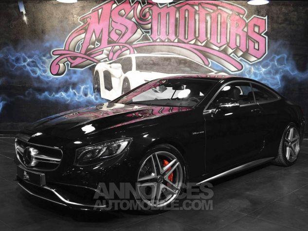 Mercedes Classe S 63 AMG COUPE NOIR METAL Occasion - 0