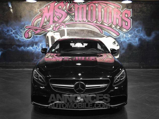 Mercedes Classe S 63 AMG COUPE NOIR METAL Occasion - 1