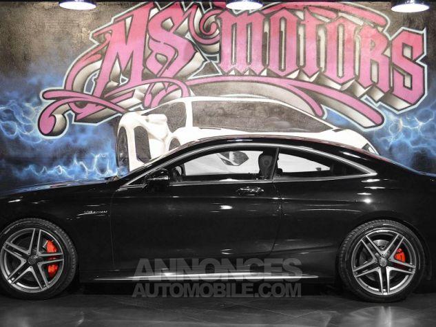 Mercedes Classe S 63 AMG COUPE NOIR METAL Occasion - 2