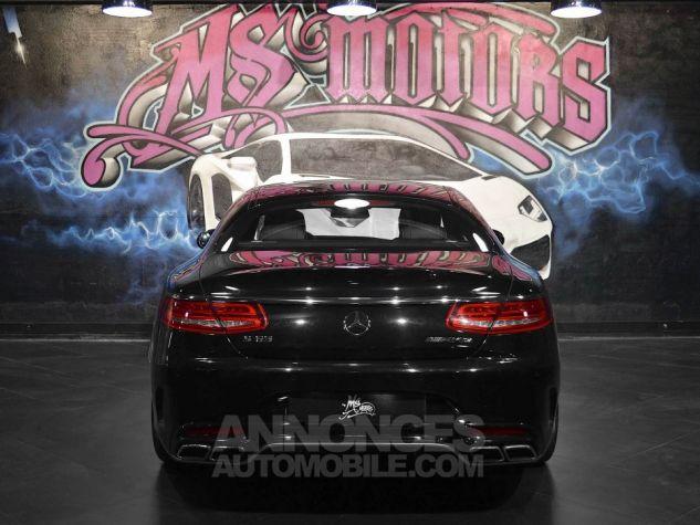 Mercedes Classe S 63 AMG COUPE NOIR METAL Occasion - 3