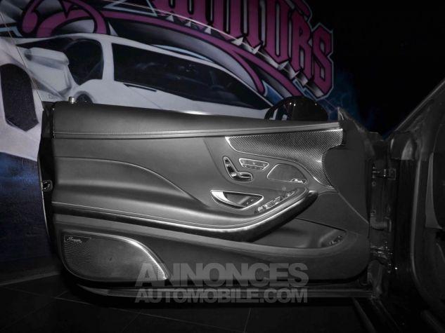 Mercedes Classe S 63 AMG COUPE NOIR METAL Occasion - 6
