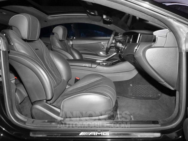 Mercedes Classe S 63 AMG COUPE NOIR METAL Occasion - 7