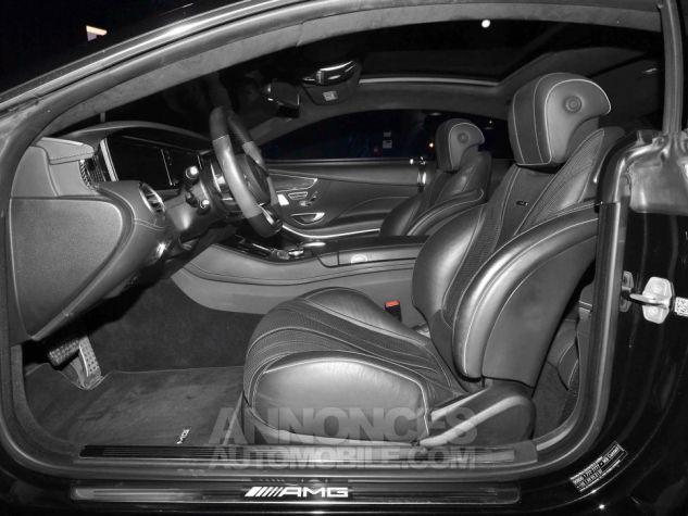 Mercedes Classe S 63 AMG COUPE NOIR METAL Occasion - 8