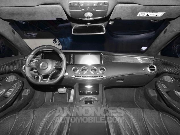 Mercedes Classe S 63 AMG COUPE NOIR METAL Occasion - 9