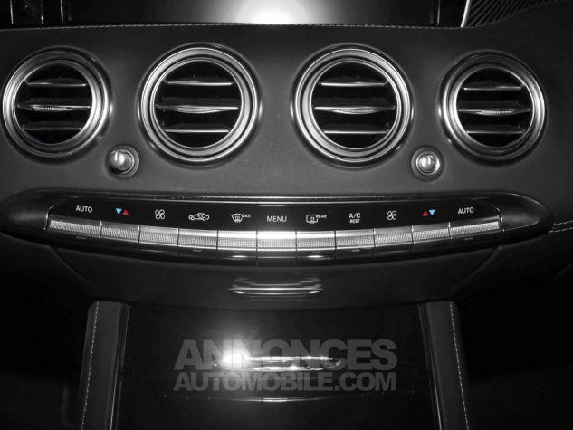 Mercedes Classe S 63 AMG COUPE NOIR METAL Occasion - 12