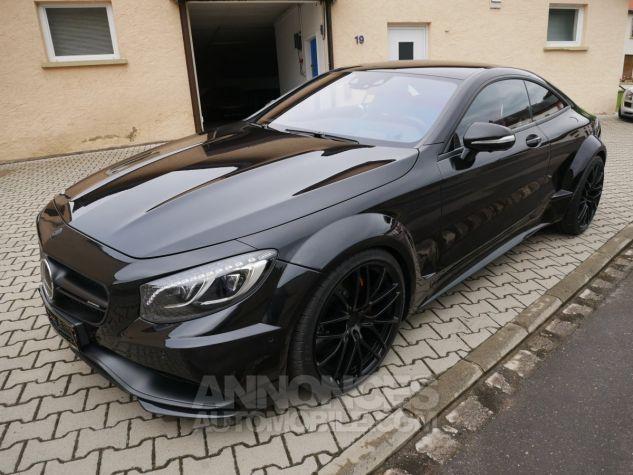 Mercedes Classe S 63 AMG Coupé 4Matic Edition 1, HUD, TV, SWAROVSKI Noir Obsidienne métallisé Occasion - 1