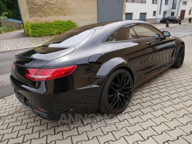 Mercedes Classe S 63 AMG Coupé 4Matic Edition 1, HUD, TV, SWAROVSKI Noir Obsidienne métallisé Occasion - 3