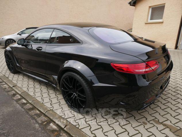 Mercedes Classe S 63 AMG Coupé 4Matic Edition 1, HUD, TV, SWAROVSKI Noir Obsidienne métallisé Occasion - 4