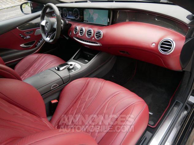 Mercedes Classe S 63 AMG Coupé 4Matic Edition 1, HUD, TV, SWAROVSKI Noir Obsidienne métallisé Occasion - 6