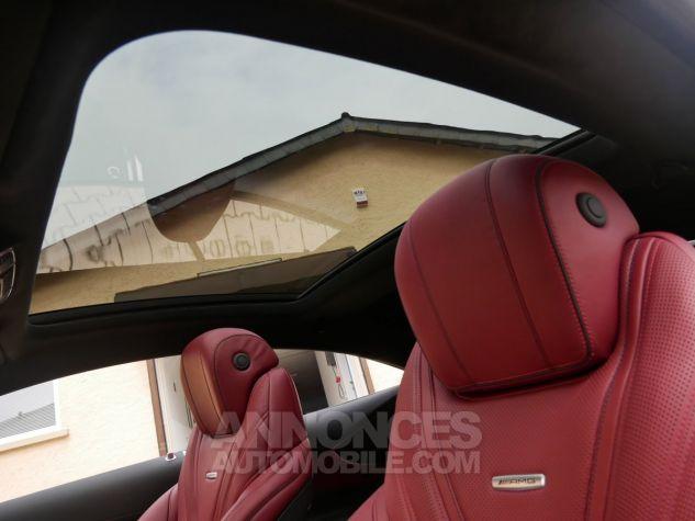Mercedes Classe S 63 AMG Coupé 4Matic Edition 1, HUD, TV, SWAROVSKI Noir Obsidienne métallisé Occasion - 8