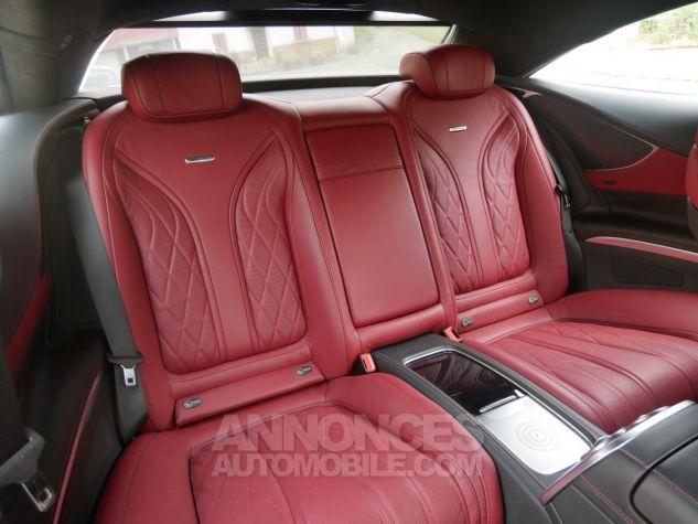 Mercedes Classe S 63 AMG Coupé 4Matic Edition 1, HUD, TV, SWAROVSKI Noir Obsidienne métallisé Occasion - 9