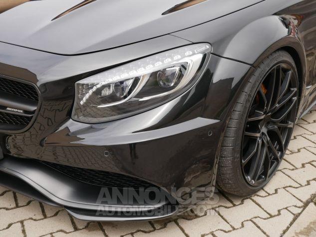 Mercedes Classe S 63 AMG Coupé 4Matic Edition 1, HUD, TV, SWAROVSKI Noir Obsidienne métallisé Occasion - 10