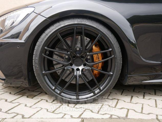 Mercedes Classe S 63 AMG Coupé 4Matic Edition 1, HUD, TV, SWAROVSKI Noir Obsidienne métallisé Occasion - 11