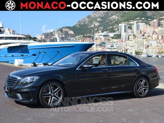 Mercedes Classe S 63 AMG L 4Matic Speedshift MCT Noir Magnetite Occasion - 0